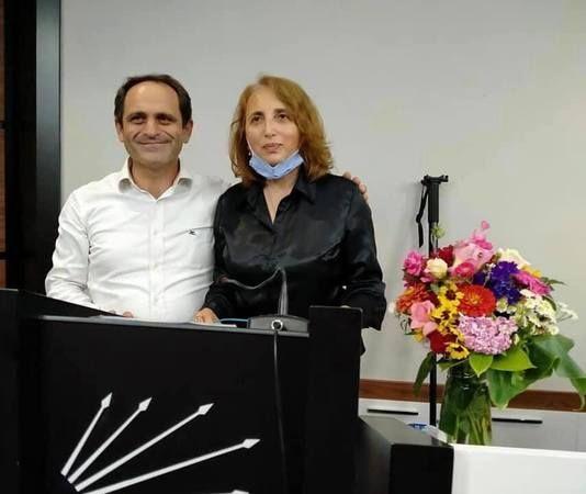 CHP'li Çeroğlu'nun anne acısı!