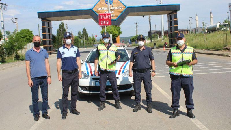Jandarma ve zabıtadan servis aracı denetimi