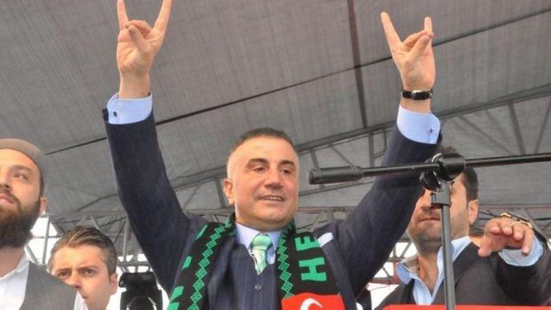 """Sedat Peker'den """"Sakarya"""" açıklaması"""