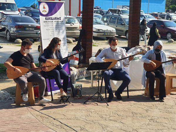 Hendek HEM Hayat Boyu Öğrenme Haftası'nı kutladı