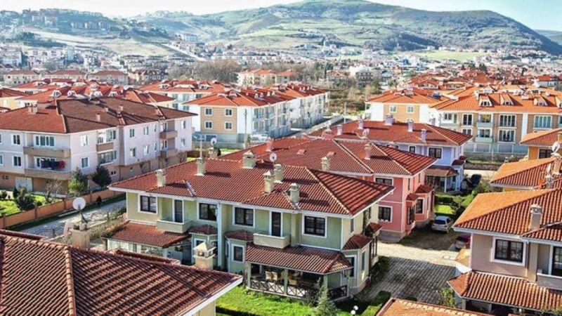 Sakarya'da en çok o ilçedeki evler değerlendi