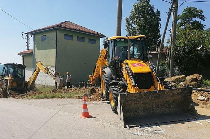 Karasu'da iki mahallenin su sorunu çözülecek