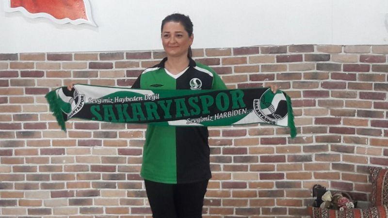 Sakaryaspor başkanlığına kadın aday