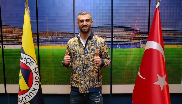 Sakaryalı futbolcu Fenerbahçe'ye transfer oldu