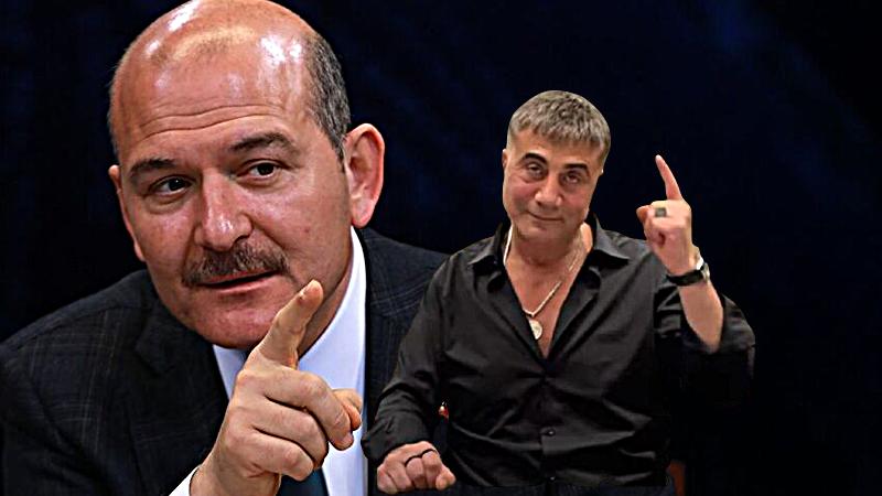 Sedat Peker'den Bakan Soylu hakkında yeni iddia!