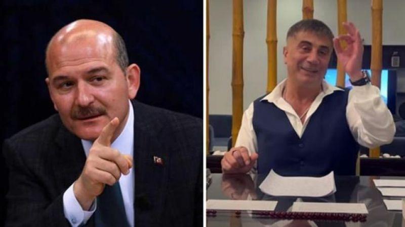 Bakan Soylu, Peker'den 10 bin lira alan siyasetçinin ismini söyledi!