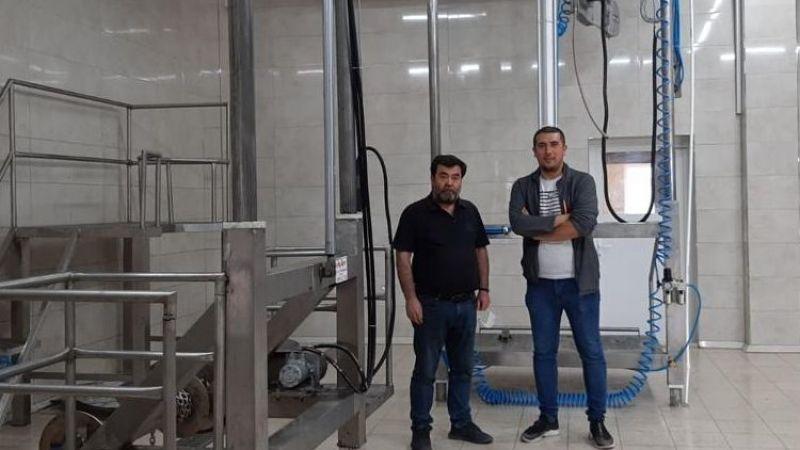 Kaynarca'da modern mezbaha tesisleri hizmete açıldı