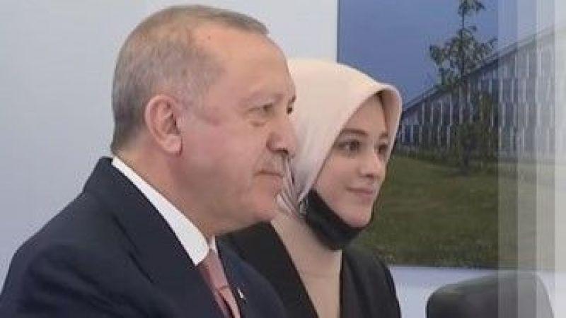 Erdoğan'ın yanındaki isim kim çıktı? Sakarya detayı...