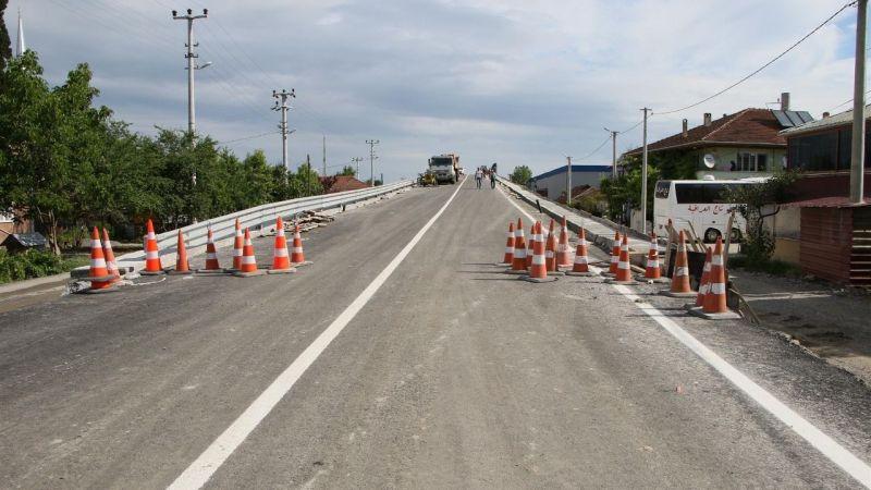 Skandal köprü yeni haliyle hizmete açıldı