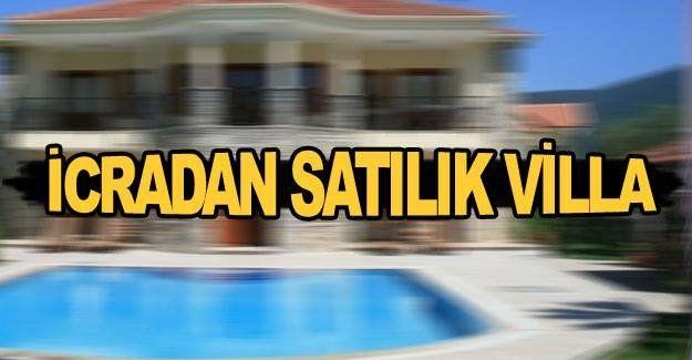 Kırkpınar'da site içinde villa icradan satılık
