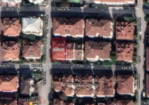 Adapazarı'nda çatı dubleks icradan satılacak