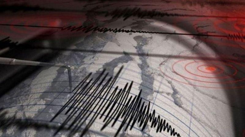 5.3 büyüklüğünde korkutan deprem!