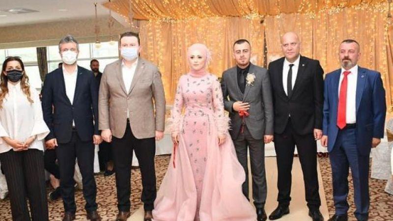 İş insanı Resul Belat'ın oğlu nişanlandı