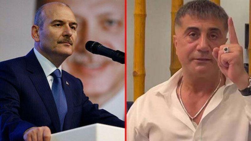 Sedat Peker, Bakan Soylu'yu hedef aldı!