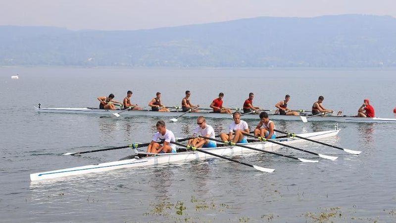 Gençler Türkiye Kupası Sapanca Gölü'nde