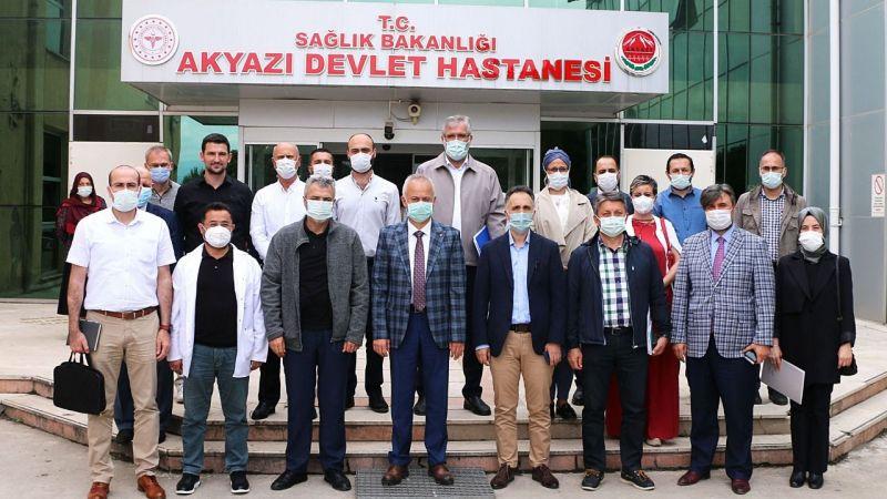 SEAH'tan acil servise en çok başvuru Akyazı'da!