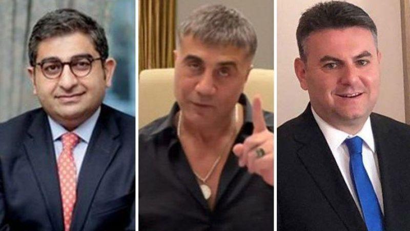 AK Partili isim Sedat Peker'i doğruladı!