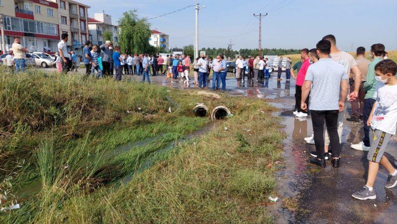 Suya kapılan 2 çocuk hayatını kaybetti
