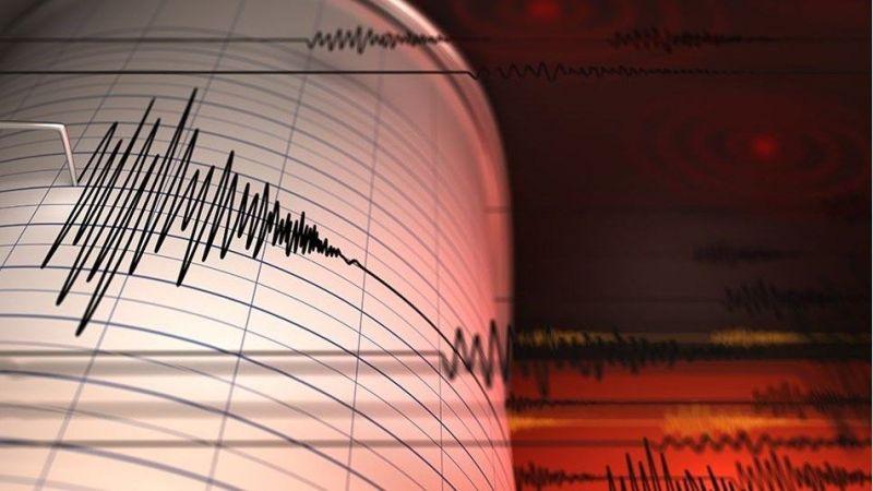 Aynı bölgede bir korkutan deprem daha!