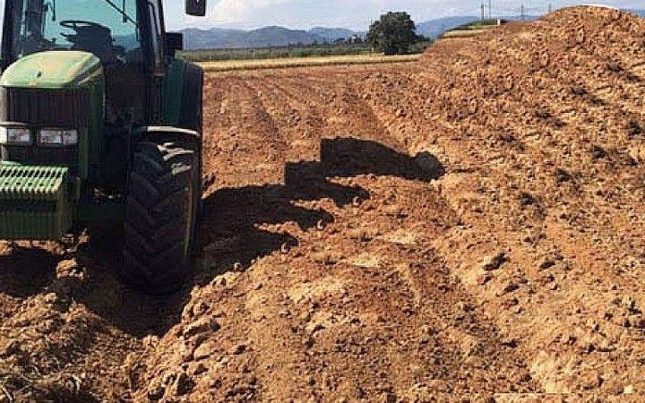 Arazi hazırlığı hizmeti alınacak