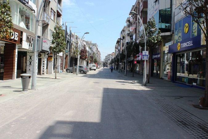 Sakarya'da kısıtlamalı son pazar