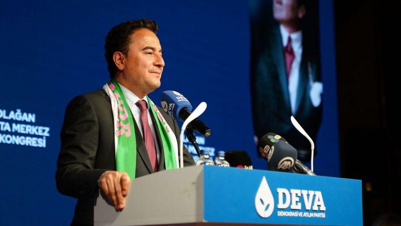 Ali Babacan, Sakarya'ya geliyor