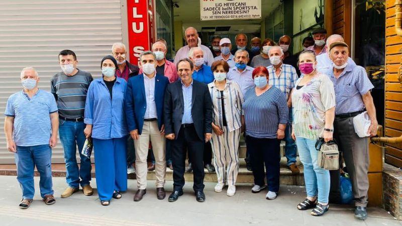 CHP Sakarya örgütlerinden danışma toplantısı