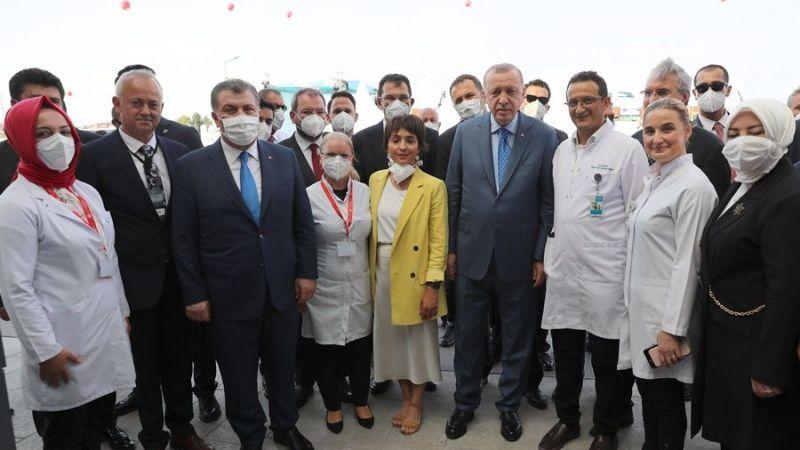 Cumhurbaşkanı'ndan yeni hastane turu