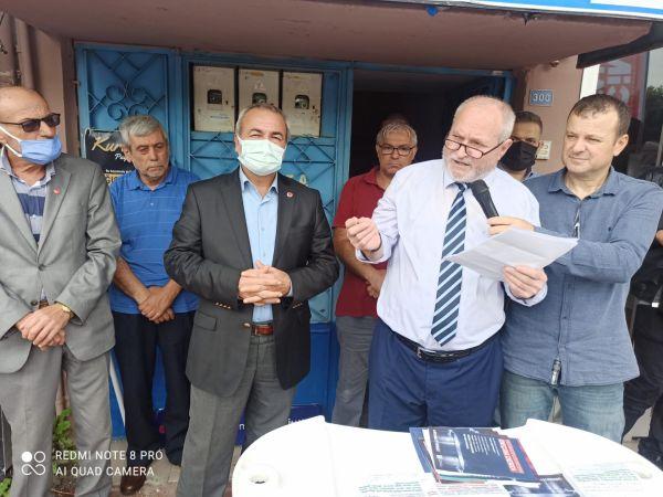SP Serdivan Teşkilatı ülke sorunlarını dile getirdi