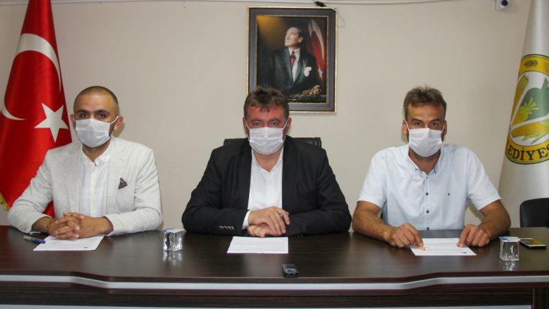 Ferizli'de Temmuz ayı meclis toplantısı yapıldı