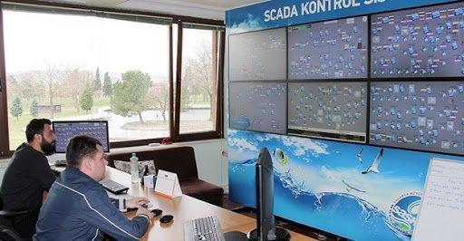 Scada istasyonları için malzeme alınacak