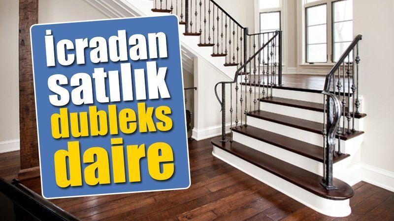 İcradan satılık 149 m² dubleks daire