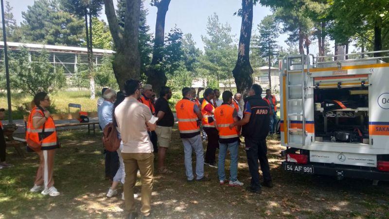 Millî Eğitim AKUB Yanıkköy'de eğitime katıldı
