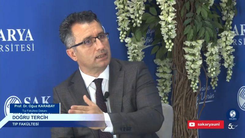 """Doğru Tercih """"SAÜ Tıp Fakültesi"""""""