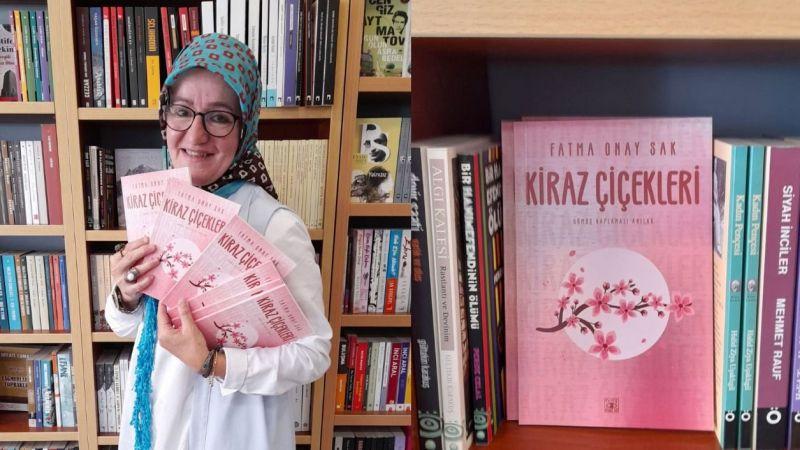 Basının Fatma ablası ilk kitabını yazdı