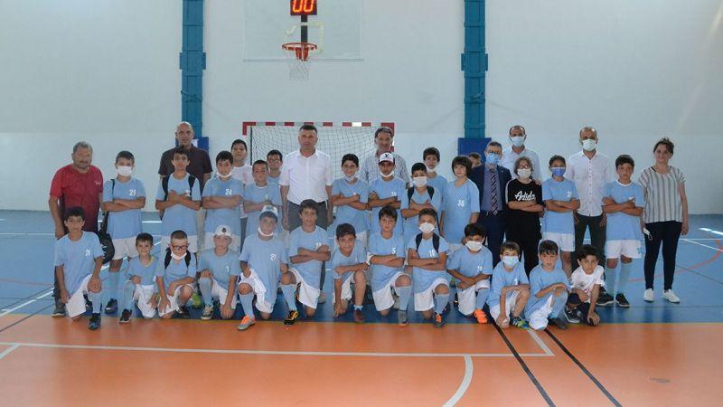 Sapanca'da yaz spor okulları açıldı