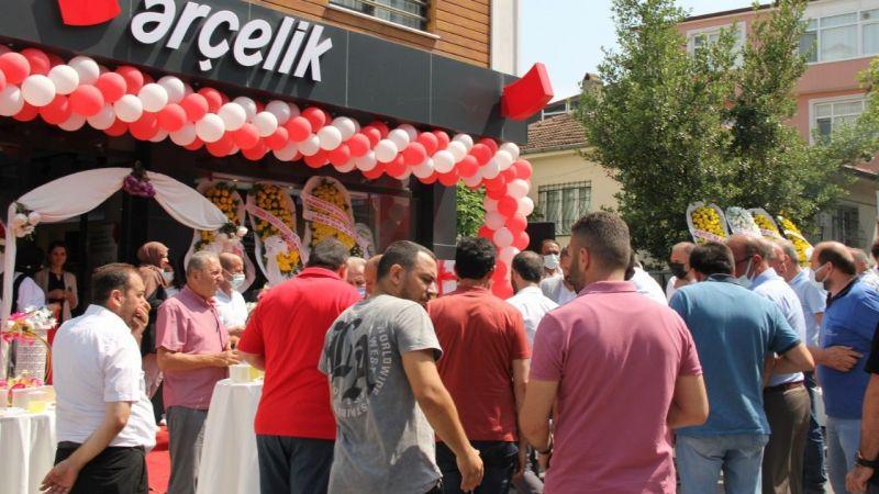 Ferizli'de Arçelik bayisi açıldı