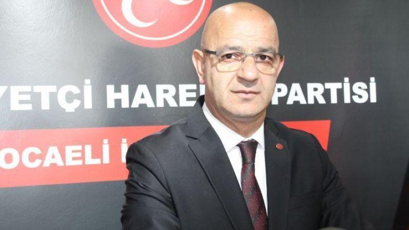 Komşuda MHP'nin il başkanı görevden alındı