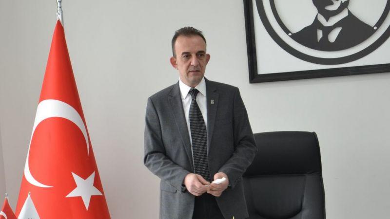 """SASİAD Başkanı Karayaka """"Şehrimiz kazansın"""""""