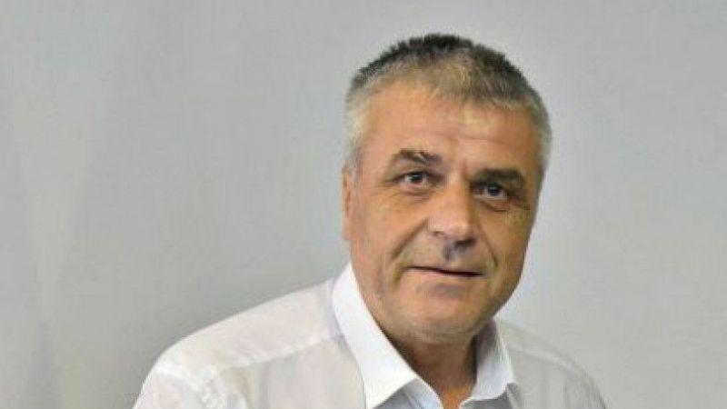 Kalp krizi geçirip kaza yapan eski kulüp başkanı öldü
