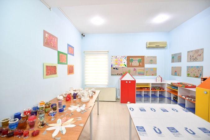 Çocuk destek merkezi inşa edilecek