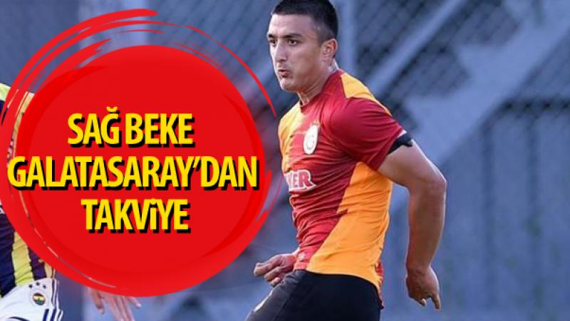 Sağ beke Galatasaray'dan Berkan