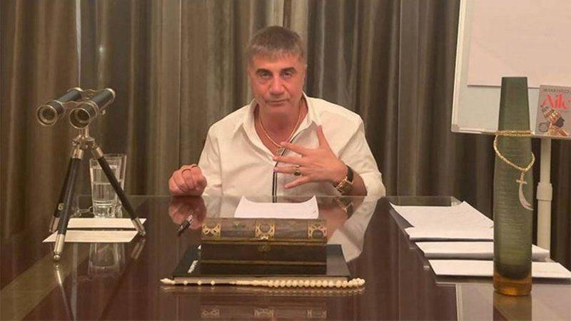 """""""Sedat Peker yakalandı"""" iddiası!"""