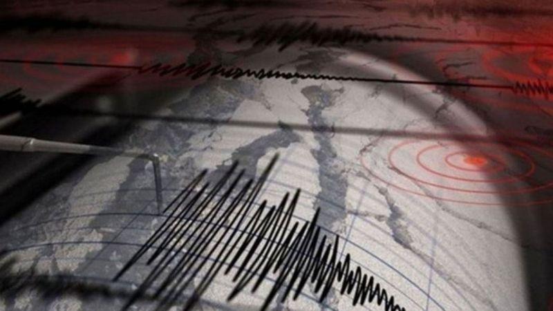 Bayram günü korkutan deprem!