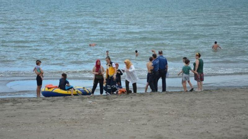 Babalı'da denize giren iki kişi boğuldu!