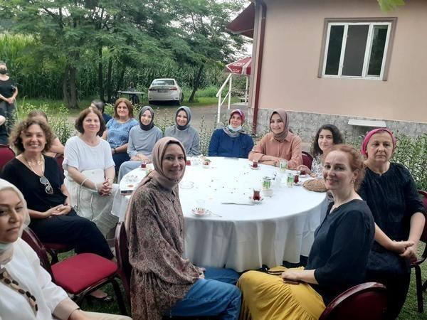 Ali Babacan'dan Balballı'ya bayram ziyareti