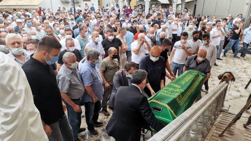 Kaza kurbanı CHP'li genç başkana acı veda
