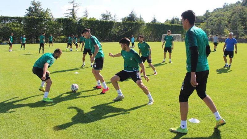 Sakaryaspor'dan iki hazırlık maçı