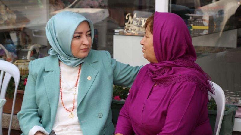 Atabek'ten CHP'li genç başkanın ailesine taziye