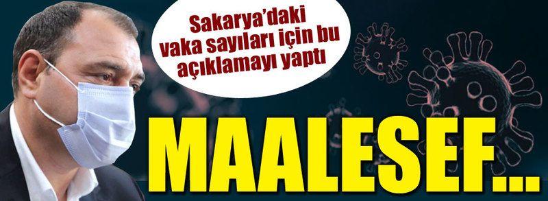 Vali Kaldırım uyardı: Maalesef...